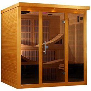 best far infrared sauna reviews, best home infrared sauna, best infrared sauna for home use