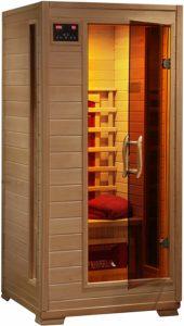 best infrared sauna, best infrared sauna for home use
