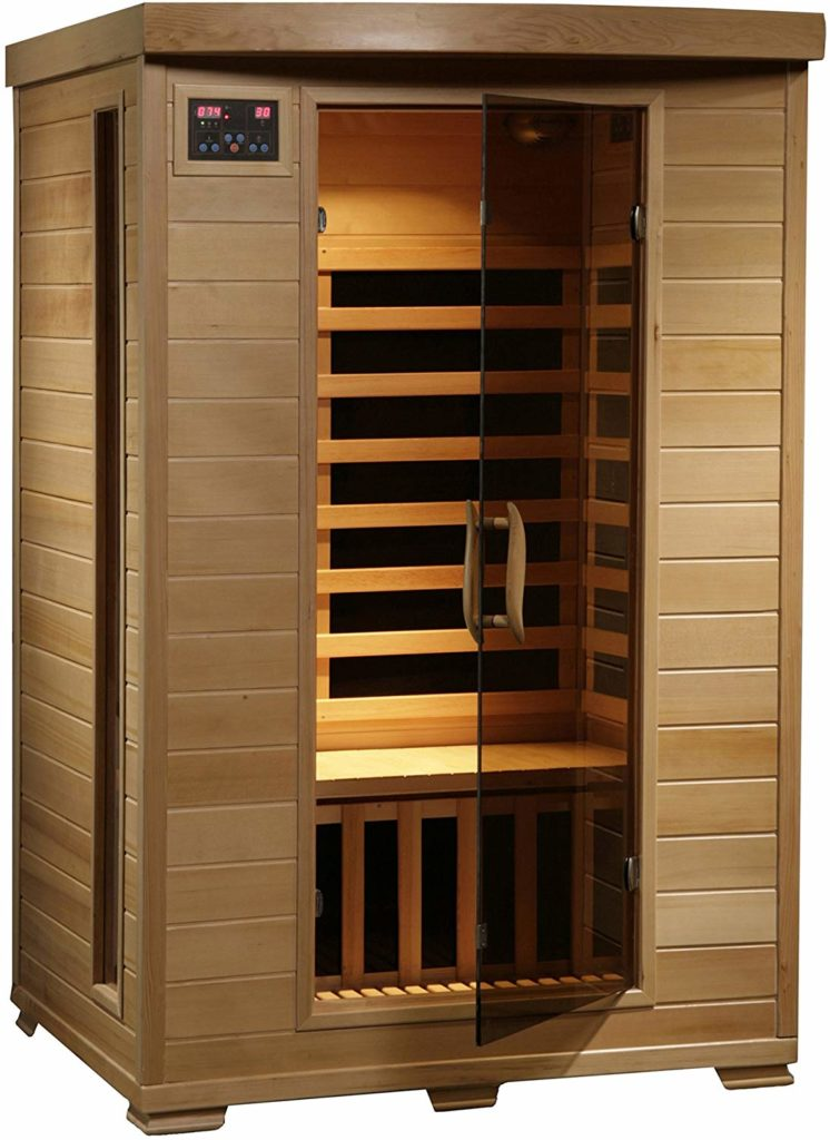 best infrared saunas for home use, best home infrared sauna