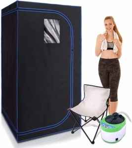 best portable sauna