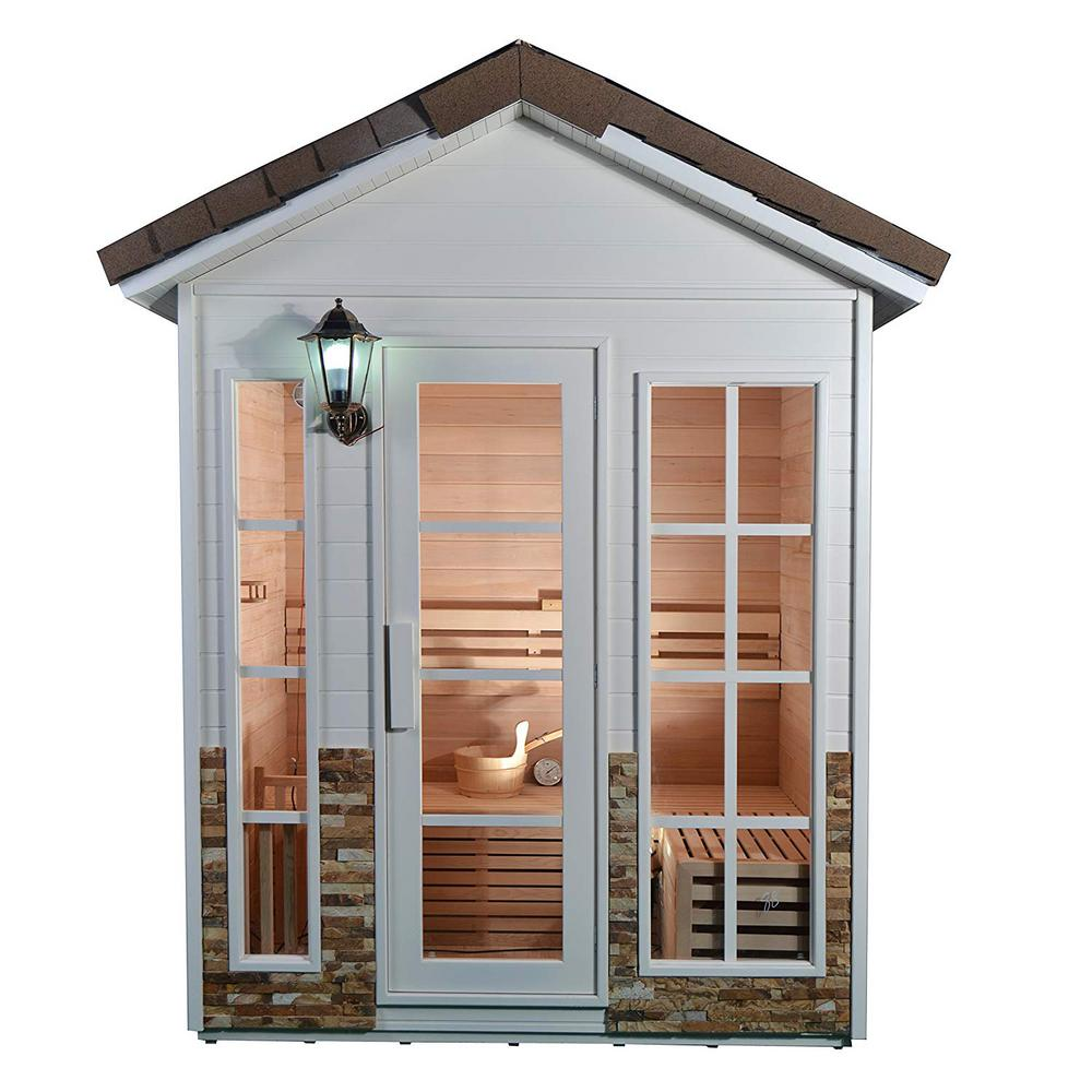 outdoor sauna, traditional sauna, best traditional sauna for home use