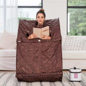 best portable steam sauna, best portable steam sauna