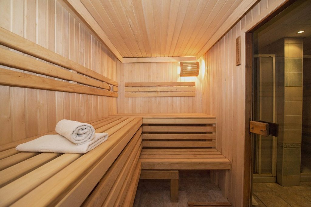 best traditional sauna